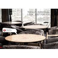 stolové desky Smartline jsou vhodné i pro interiéry