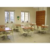 stoly 120x80 cm Calvados s podnoží BG2J