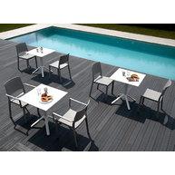 stoly s podnožemi NEMO