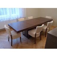 stůl Block v rozloženém stavu