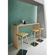 stůl BREAK s barovými židlemi JOE