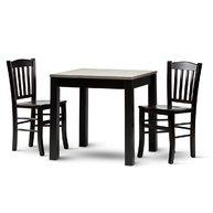 stůl CASA Mia a židle Veneta masiv