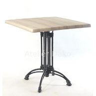 stůl Dominique 4 QT Classicline Messina Oak