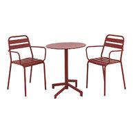 stůl Pigalle s židlemi Bastille F