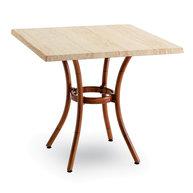 stůl Prince 4 ML 70x70cm Travertin