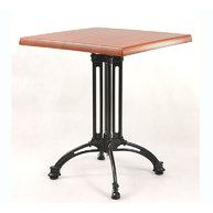 stůl Tivoli 4QSM s deskou 60x60 Calvados