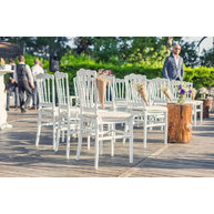 svatební židle Napoleon
