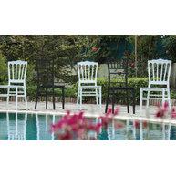 svatební židle Napoleon a Tiffany