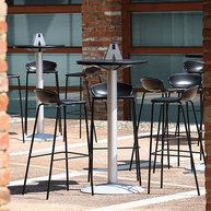 venkovní použití barových židlí Easy