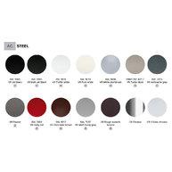 vzorník barev konstrukcí