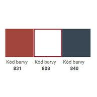 vzorník barev pro sluneční clonu Alupro