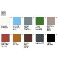 vzorník barev pro židli Nassau 533