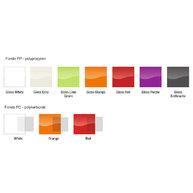 vzorník barev židle Fondo