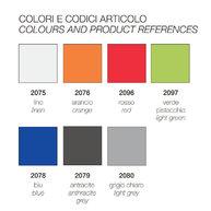 vzorník barev židle Jenny