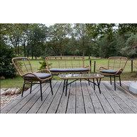 zahradní lounge set Rhea