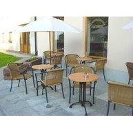 zahradní nábytek Starostřešovické kavárny