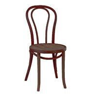 židle A-1840 walnut