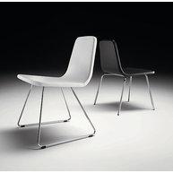 židle Aqua 157 s ližinami