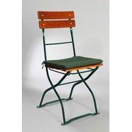 židle Arnika s čalouněným sedákem