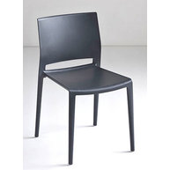 židle Bakhita 21 Dark Grey