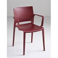 židle Bakhita B 22 Bordeaux