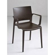 židle Bakhita B 39 Brown