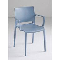 židle Bakhita B 98 Pale blue