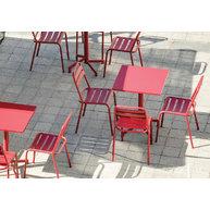 židle Bastile se stoly Pigalle