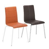 židle Café VII v čalouněné verzi s proševem