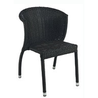 židle Clara black
