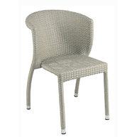 židle Clara silk grey