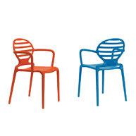 židle Cokka s područkou