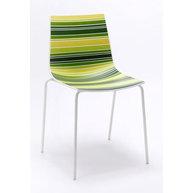 židle Colorfive v barevném provedení Verde