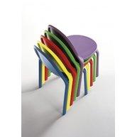 židle Drop stohování