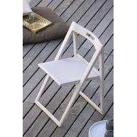 židle ENJOY v bílé barvě