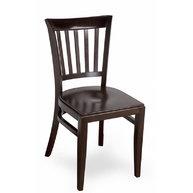 židle Harry s hladkým sedákem