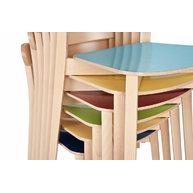židle ICHO v provedení Folie Finish