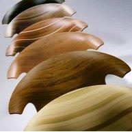 Židle Loop wood