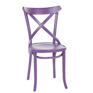 Židle Lugano v barvě 336 Pinki