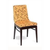 Židle Malachit v látce dodané zákazníkem
