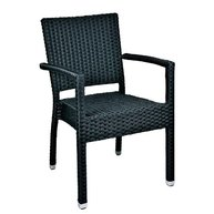 židle Mezza A black