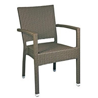 židle Mezza A castana