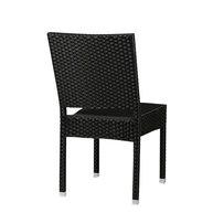 židle Mezza Black