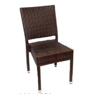 židle Mezza leather look