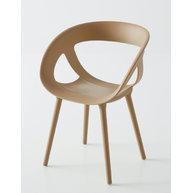 židle Moema BP v nové barvě Tortora 52