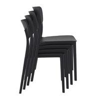 židle Monna stohovatelná