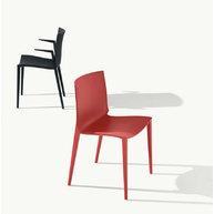 židle Palau 1021 s područkami a 1020 bez područek