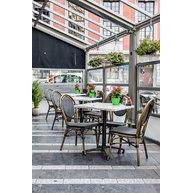 židle Paris Textylene Bamboo look