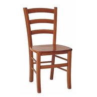židle Pizza se sedákem z masivu