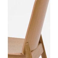 židle Prop detail provedení